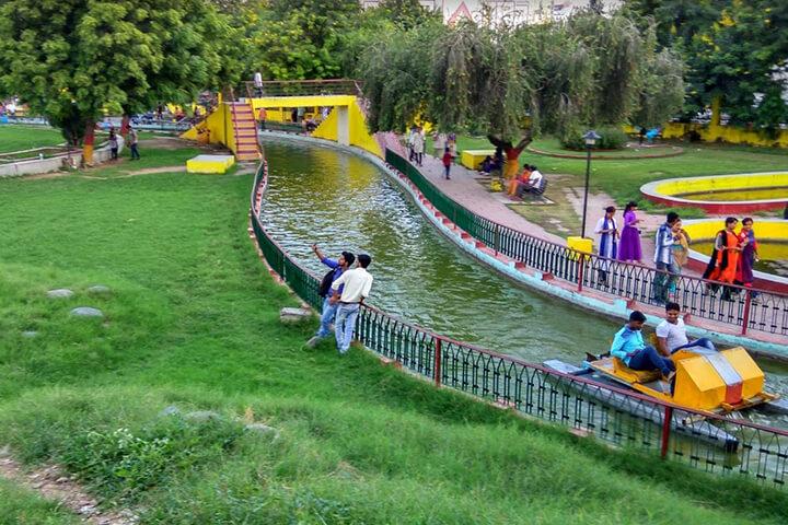 Gautam Buddha Park