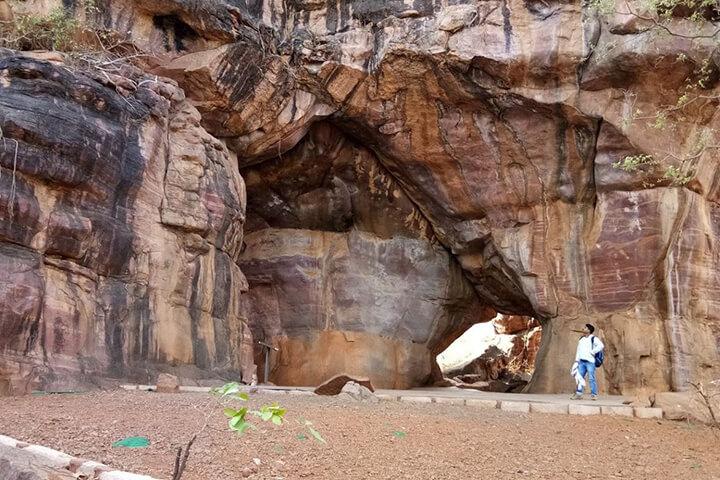 Bhimbetka Caves