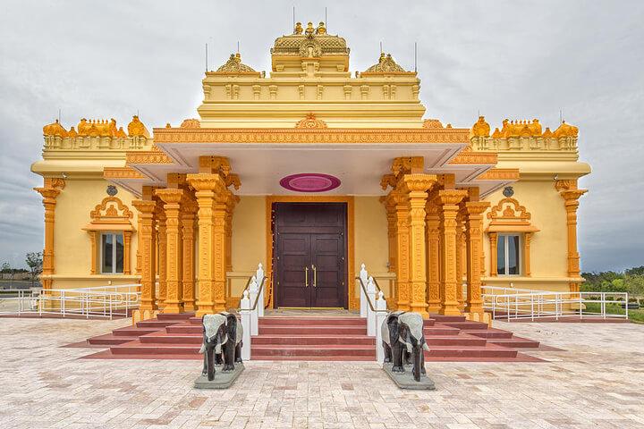 Bhaktha Anjaneyar Temple