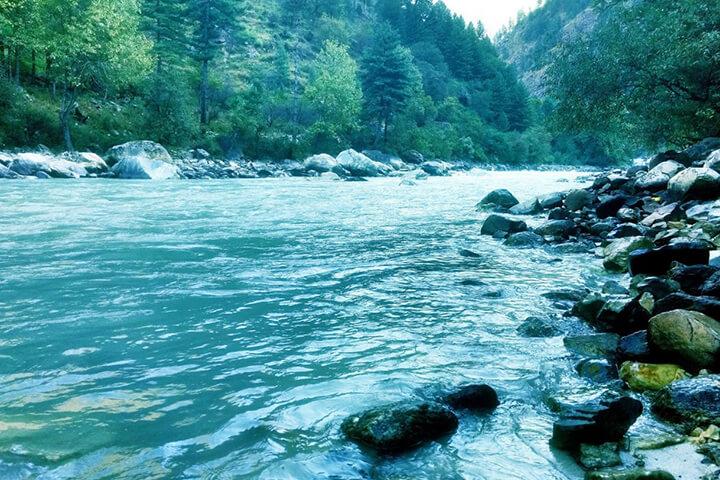 Parbati River / Valley